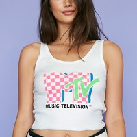 MTV Graphic Tank Top
