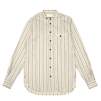 Hansen Striped Tunic Shirt