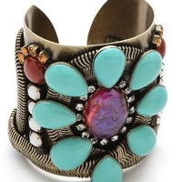 DANNIJO Baron Cuff | SHOPBOP | Use Code: EXTRA25 for 25% Off Sale Items