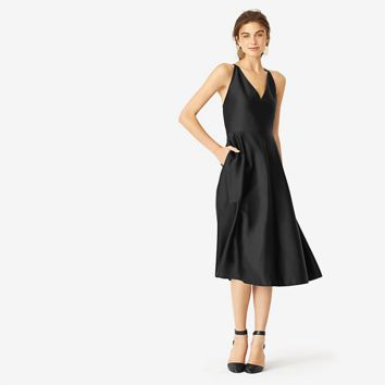 Kate Spade Saturday V-neck Drape Dress