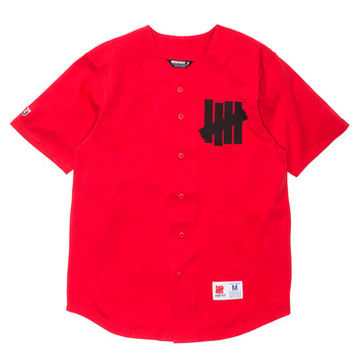 UNDEFEATED BIG STRIKE BASEBALL JERSEY | Undefeated