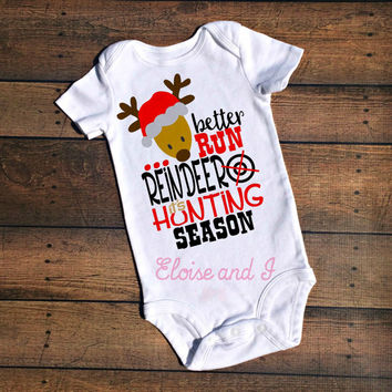 christmas baby boy outfit, reindeer baby girl bodysuit, winter baby shower gift, holiday baby bodysuit, baby boy clothes, christmas outfits