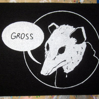 "Patch: Clementine ""Gross"" by Lauren Monger"