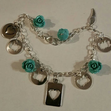It's been a rose of a time bracelet.