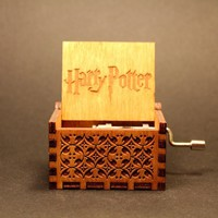 Harry Potter Musical Box
