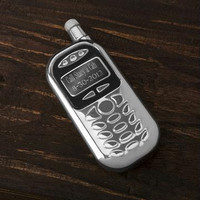 Personalized Cell Fone Flask