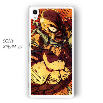 1Punch Man Roar for Sony Xperia Z1/Z2/Z3 phonecases