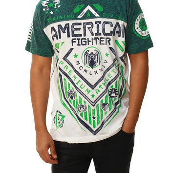 American Fighter Men's North Dakota Artisan Graphic T-Shirt