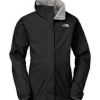 The North Face Kids' Trekking/Travel GIRLS' RESOLVE REFLECTIVE JACKET