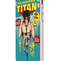 Attack On Titan iPhone 6 Case Available for iPhone 6 Case iPhone 6 Plus Case