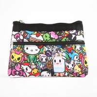 tokidoki x Hello Kitty Cosmetic Bag: Reunion