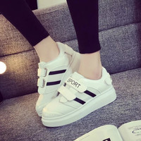 Comfort Stylish Hot Sale Hot Deal On Sale Thick Crust Fashion Summer Shoes Casual Velcro Sneakers [9448882503]