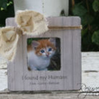 Pet frames cat frame dog frames rescue pets rescue dogs pet memorials rescue cats personalized frames personalized gift ideas pet adoption