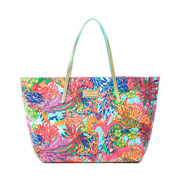 Lilly Pulitzer Resort Tote - Fishing For Compliments