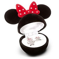 Minnie Mouse Ring and Necklace Set | Disney Store
