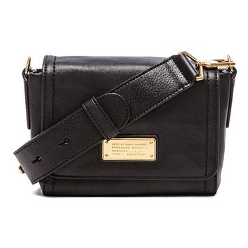 Marc by Marc Jacobs Mility Utility Sadie X-Body Bag in Black