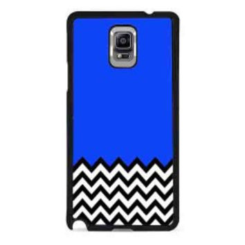 Welcome to twin peaks chevron 2 for samsung galaxy note 4 case