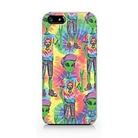 Far Out Alien Iphone 5C Case, Iphone 5C Case Slim Protective Phone Case Hard Cover Iphone 5C- Emerishop