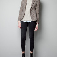 HOUNDSTOOTH BLAZER - Jackets - Woman - New collection - ZARA United States