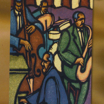 The Quartet Wall Hanging Tapestry