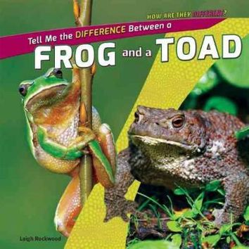 Tell Me the Difference Between a Frog and a Toad (How Are They Different?)
