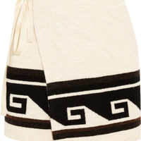 Isabel Marant Sienna knitted wrap mini skirt – 55% at THE OUTNET.COM