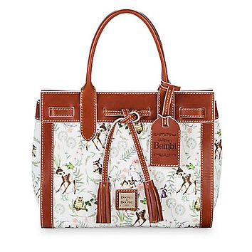 Disney Dooney & Bourke Bambi Small Satchel Bag New with Tags