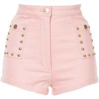 Alice Mccall Lonely Hearts Shorts - Farfetch