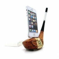 Fore! Wood iPhone Docks