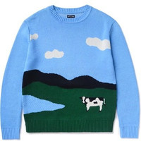 Milky Farm Sweater