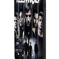 Teen Wolf Creatures Of The Night Cover iPhone 5 Case Hardplastic Frame Black Fit For iPhone 5 and iPhone 5s