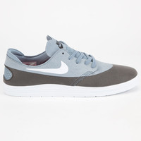 Nike Sb Lunar One Shot Mens Shoes Grey  In Sizes