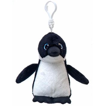 "4"" Penguin Kc with Fiesta Hang Tag - CASE OF 96"