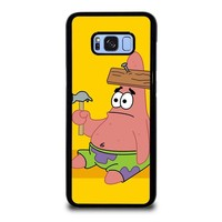 PATRICK STAR SPONGEBOB Samsung Galaxy S8 Plus Case Cover