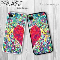 Twin love cases : Handmade case For Iphone 4,5/Samsung S2,S3,S4