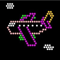 Lite Brite Refill: Things That Go (SQUARE) - Buy 2, get 1 FREE