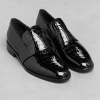 & Other Stories | Lykke Li Loafers | Black