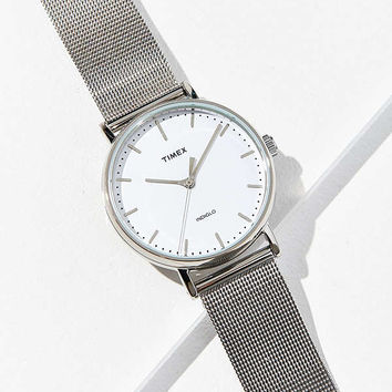 Timex Fairfield Mesh Watch | Urban Outfitters