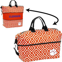 Clemson Tigers NCAA Expandable Tote