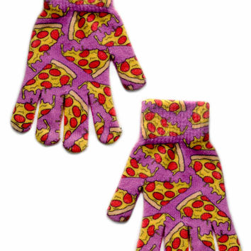 Pizza Gloves