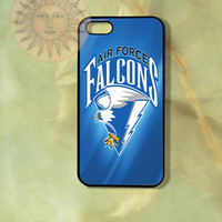 Air Force Falcons -iPhone 5, 5s, 5c, 4s, 4 case,Ipod touch 5, Samsung GS3, GS4 Rubber or Hard Plastic Case, Phone cover