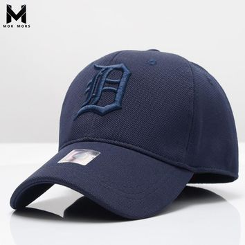High Quality Baseball Cap Men Snapback Hats Caps Men Flexfit Fitted Closed Full Cap Women Gorras Bone Male Trucker Hat Casquette