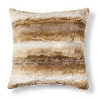 Threshold™ Faux Fur Ombre Pillow