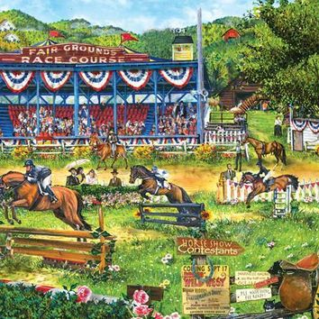 Day at the Races 300pc Jigsaw Puzzle