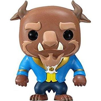 FunKo - Funko POP Disney The Beast Vinyl Figure