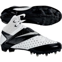 Nike Men's CJ81 Strike TD Football Cleat - Black/Silver | DICK'S Sporting Goods