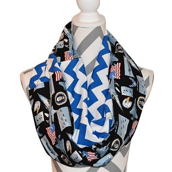 Air Force Proud Scarf
