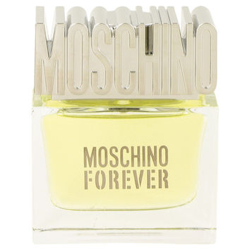 Moschino Forever by Moschino Eau De Toilette Spray for Men