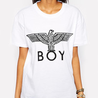 White Boy Graphic Tee