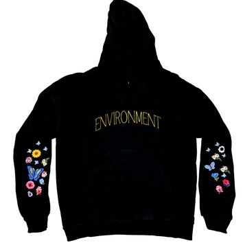 Environment Hoodie EMBROIDERED!